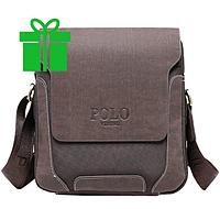 Мужская сумка на плече Polo Oxford