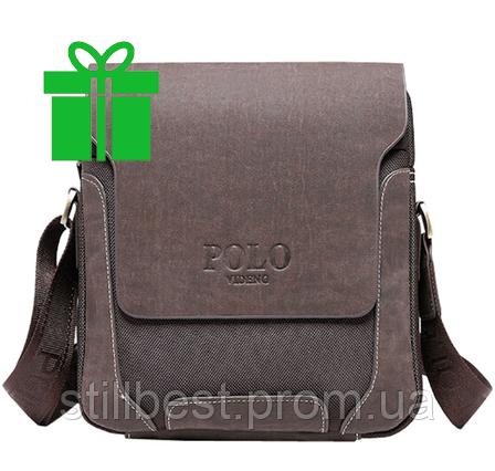 Мужская сумка на плече Polo Oxford - StillBest в Львове a9cd926bcfadb