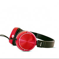 Наушники Havit HV-H2178d red
