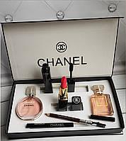 Подарочный набор Chanel 5 in 1 (Шанель 5 в 1)
