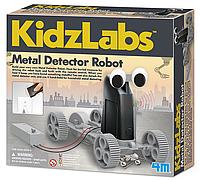 Набор для опытов Робот-кладоискатель 4M (00-03297), фото 1