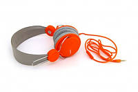 Наушники Havit HV-Н2198d gray/orange