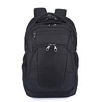 """Городской рюкзак для ноутбука 15,6"""" Тigernu (Тайгерну), черный цвет"""