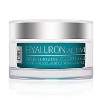Увлажняющий крем-гель для лица Hyaluron Active, 50 мл /ci - 54401