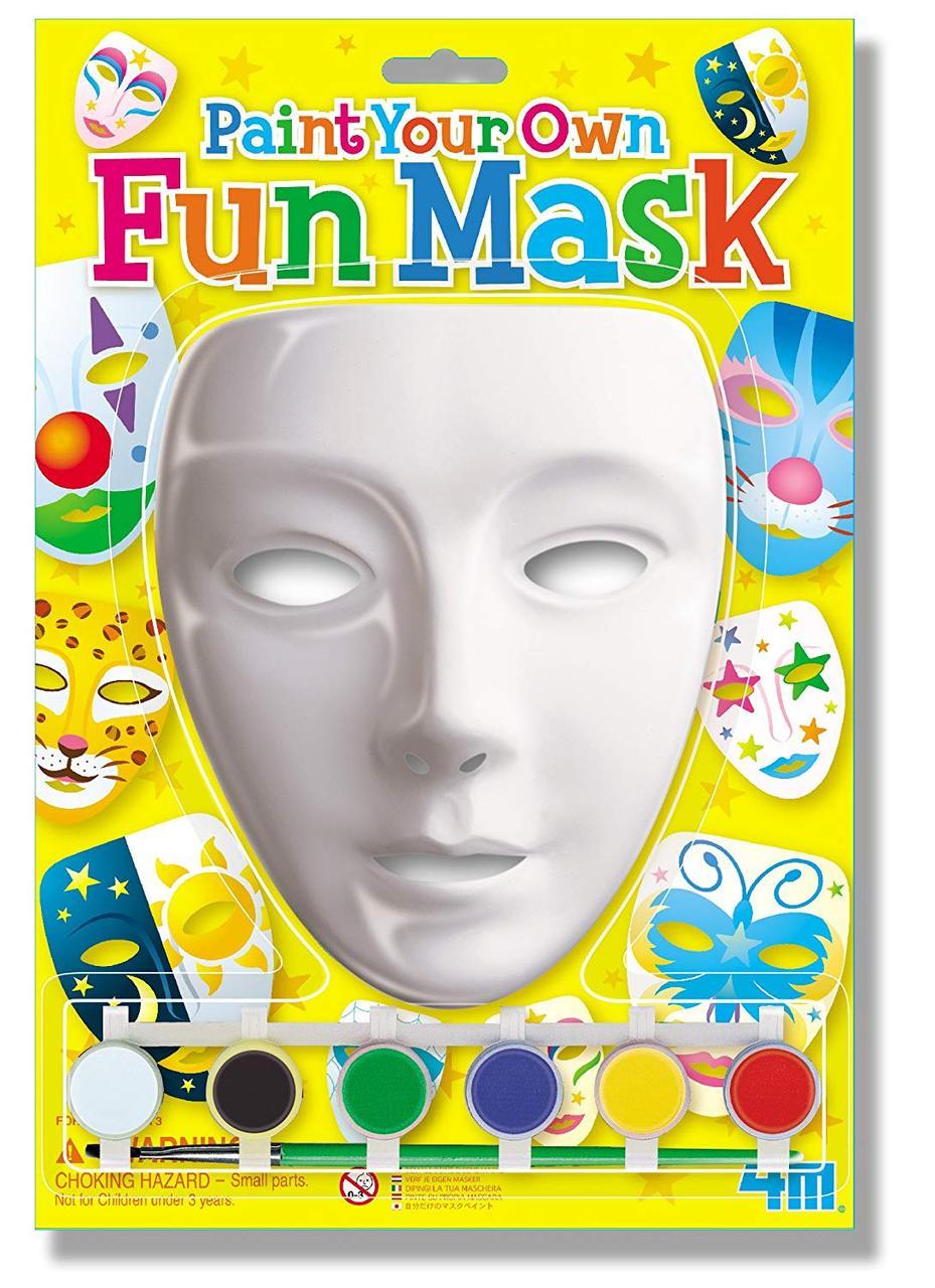 Набор для творчества Разрисуй маску 4M (00-03331)