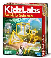 Набор для опытов Волшебные пузыри 4M (00-03351)