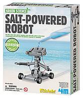 Набор для опытов Робот на энергии соли 4M (00-03353), фото 1