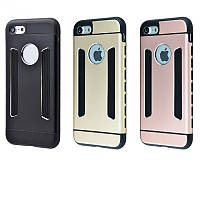 Чехол Slim Steel (TPU+Metal) для Apple iPhone 7/8 (3 цвета) , фото 1