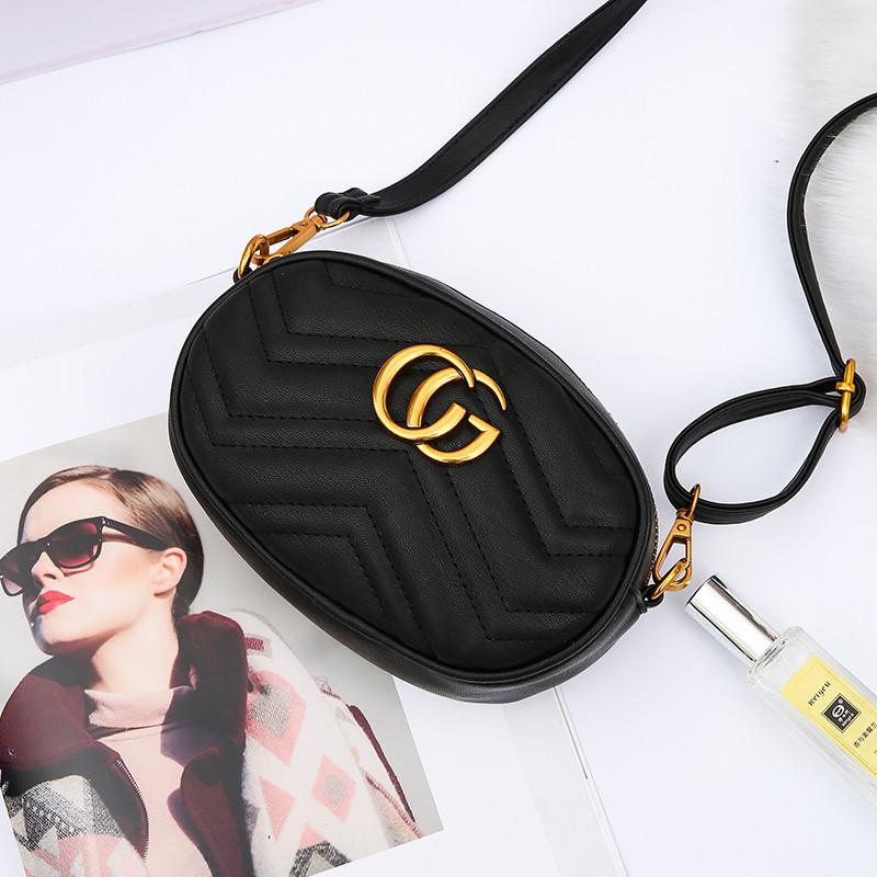 5b631e72e604 Женская сумка на пояс черная + ремешок на плечо: продажа, цена в ...