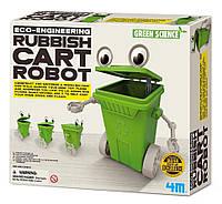 Набор для опытов Робот-мусорный бак 4M (00-03371)