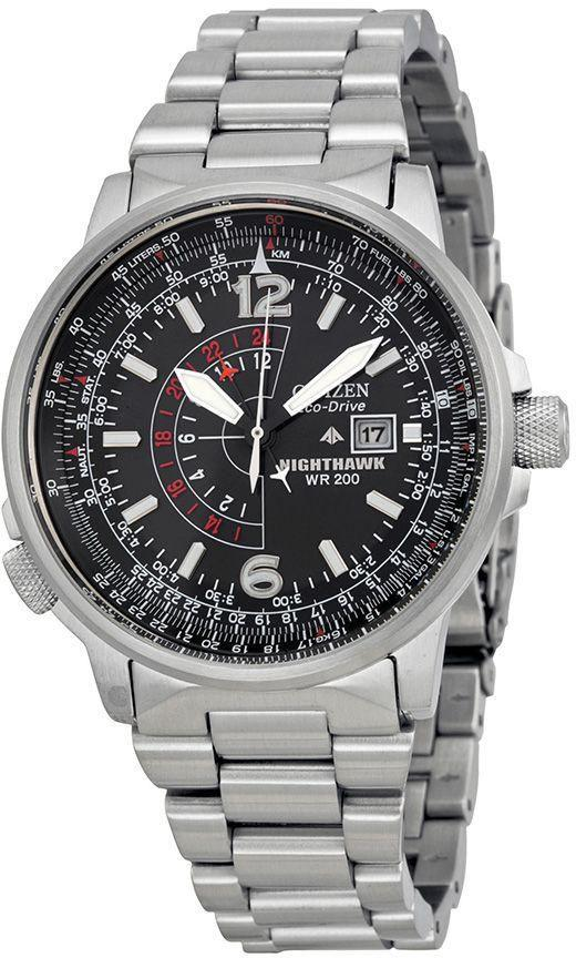 Часы Citizen Promaster Eco- Drive BJ7000-52E NIGHTHAWK