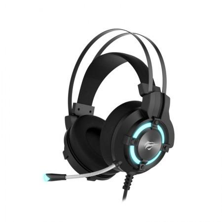 Наушники игровые Havit HV-H2212U black/blue