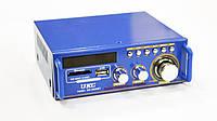 Усилитель звука SN-3636BT USB+SD+FM Bluetooth, фото 2