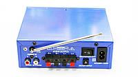 Усилитель звука SN-3636BT USB+SD+FM Bluetooth, фото 3