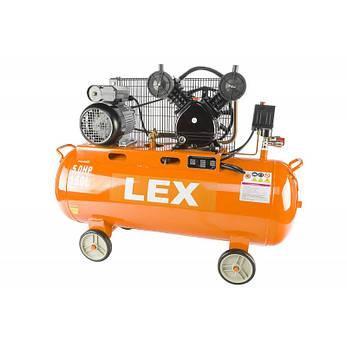 LEX компрессор 150 літрови , фото 2