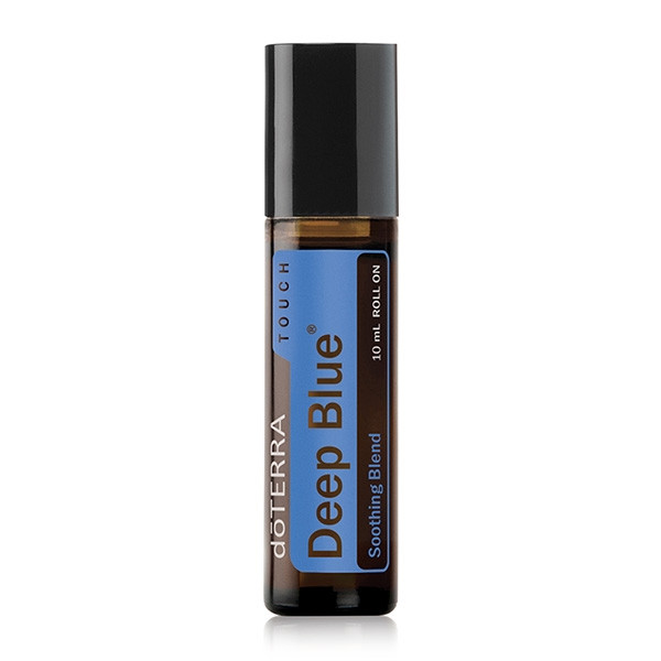 «Глубокая синева», роллер / DEEP BLUE Touch, смесь эфирных масел, 10 мл