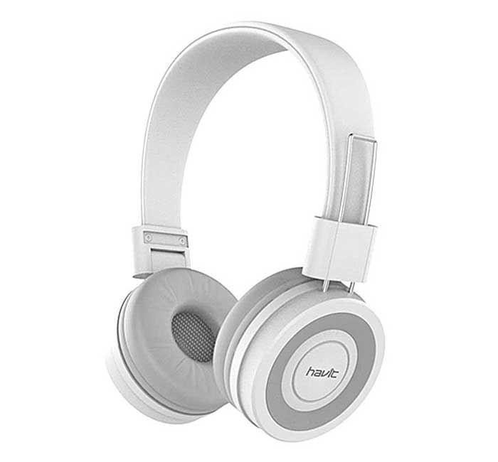 Наушники HAVIT HV-H2218D white/gray