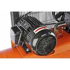 LEX компрессор 200 літровий 2 поршневий, фото 3