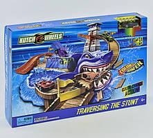 "Трек S 8837 ""Ловушка Акулы"" машинка меняет цвет ТГ"