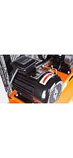 LEX компрессор 200 літрови 3 поршневий , фото 3