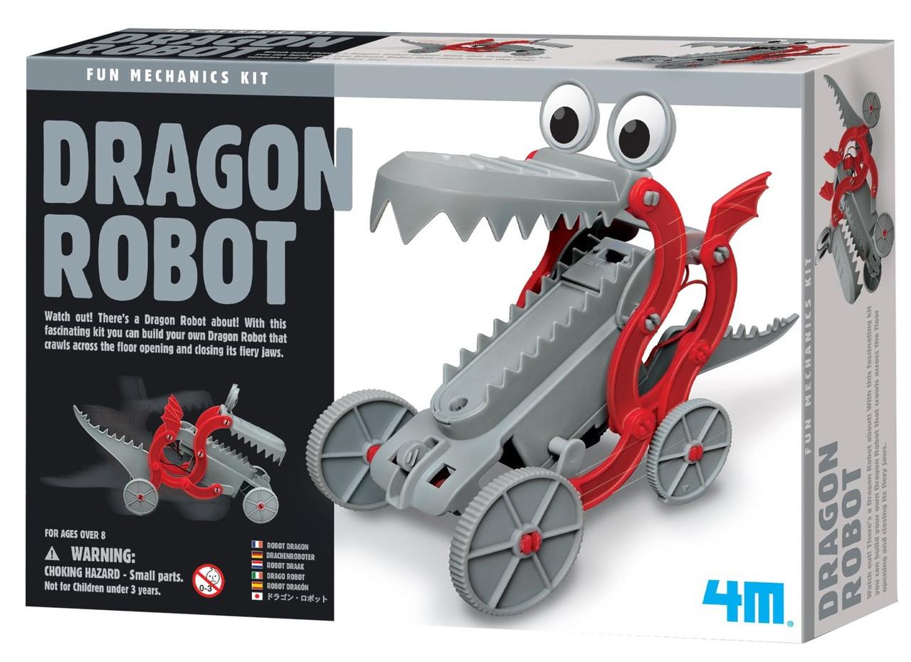 Набор для опытов Робот-дракон 4M (00-03381)