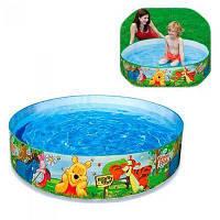 Детский каркасный бассейн 58475 Винни Пух