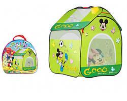 Палатка детская Микки Маус 999-106