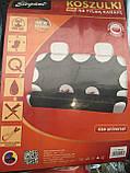 Майки (чехлы / накидки) на передние и задние сиденья (х/б ткань) Chevrolet evanda (шевроле эванда) 2000-2006, фото 3