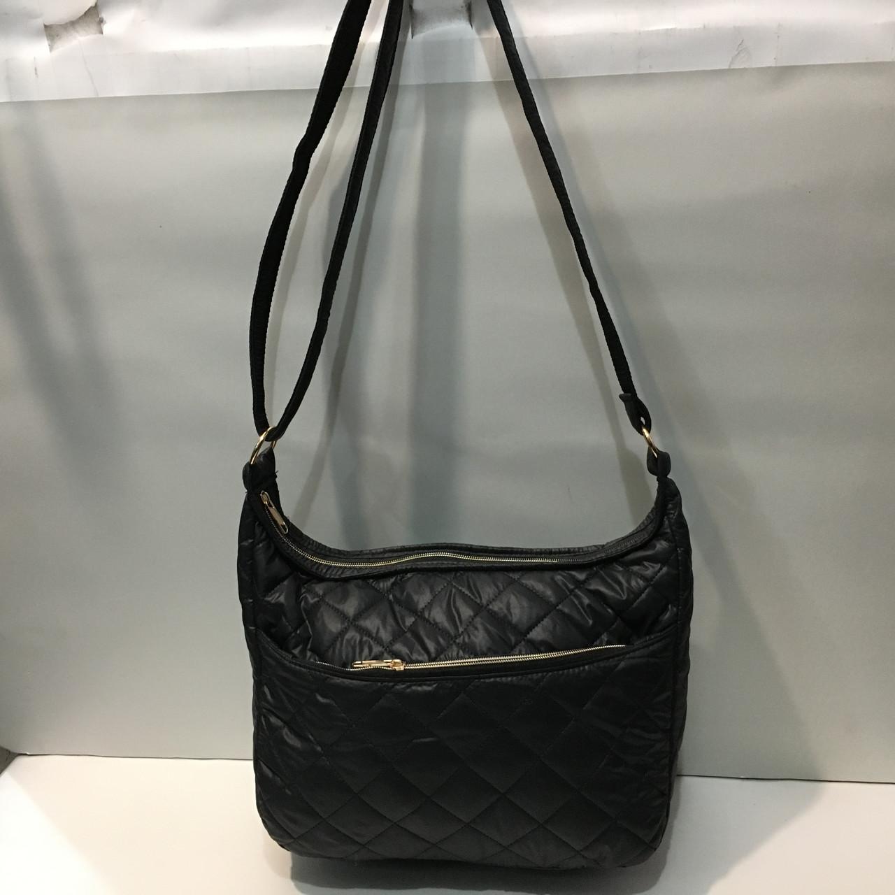 7f5bb4b3c5cc Стильная стеганая болоньевая сумка. Модная женская сумка. Удобная,  вместительная сумка оптом. 90 грн