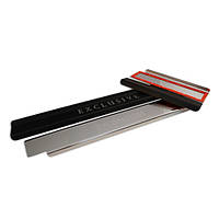 NataNiko Накладки на пороги для DAEWOO Gentra '13- (Комплект 4 шт.) Premium + carbon