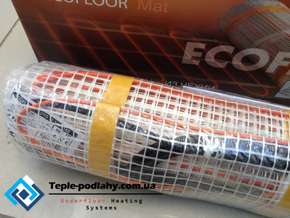 Нагревательный мат Fenix LDTS NEW (6,0 кв.м) +Терморегулятор в Подарок