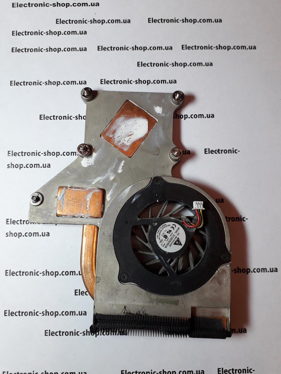 Система охлаждения    HP DV2500   оригинал б.у