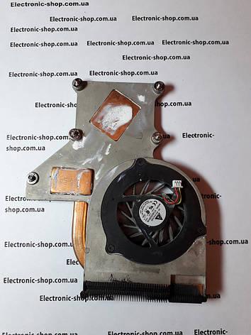 Система охолодження HP DV2500 оригінал б.у, фото 2
