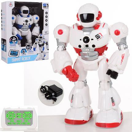 """Интерактивный робот """"Smart robot"""" на р/у 681, 28см, фото 2"""