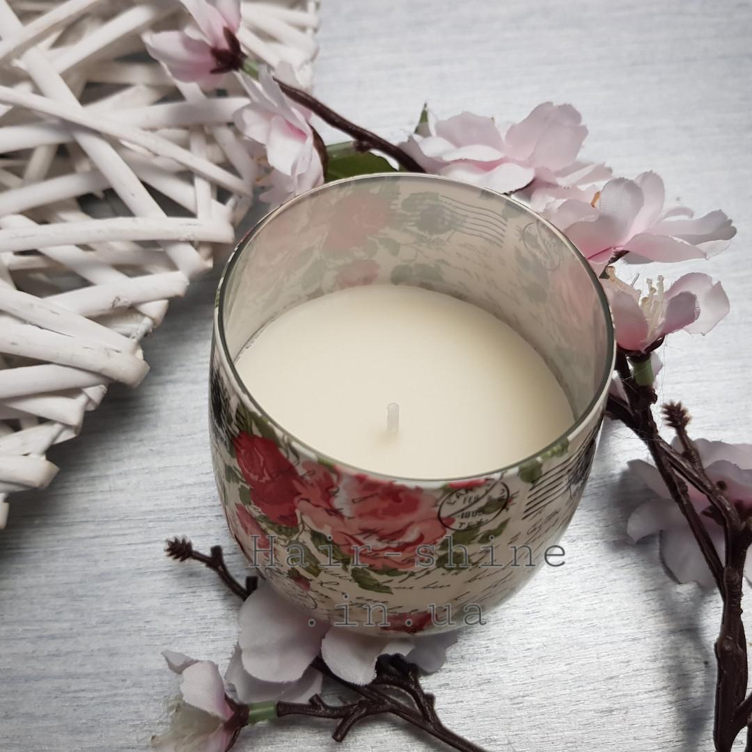 Свеча ароматизированая в стакане sweet home