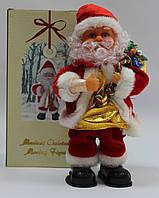 Дед мороз музыкальный, 27 см, песня, фото 1