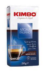 Кава мелена Kimbo Aroma Italiano (брикет) (250 г)