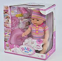 Пупс Baby Born Диво Маля с аксессуарами и одеждой BL 023 M ТГ