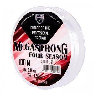 Леска Condor Megastrong Four Seasons 0,22mm 100m