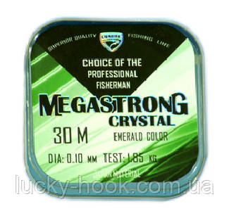 Леска Condor Megastrong Crystal 30m 0.10mm, фото 2