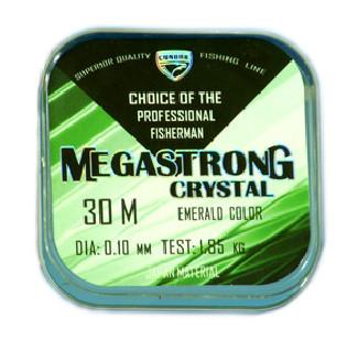 Леска Condor Megastrong Crystal 30m 0.18mm