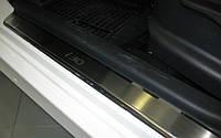 NataNiko Накладки на пороги для HYUNDAI i30 (FD) '07-12 (Комплект 4 шт.) Standart, фото 1