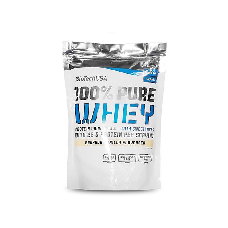 BioTech 100% Pure Whey 454 г