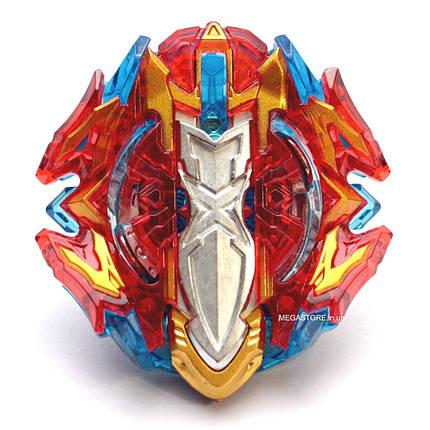 Волчок Бейблэйд Бустер Экскалибур Экскалиус Необычный X4 (Бейблейд 4 сезон), Beyblade Buster Xcalibur ( И™), фото 2