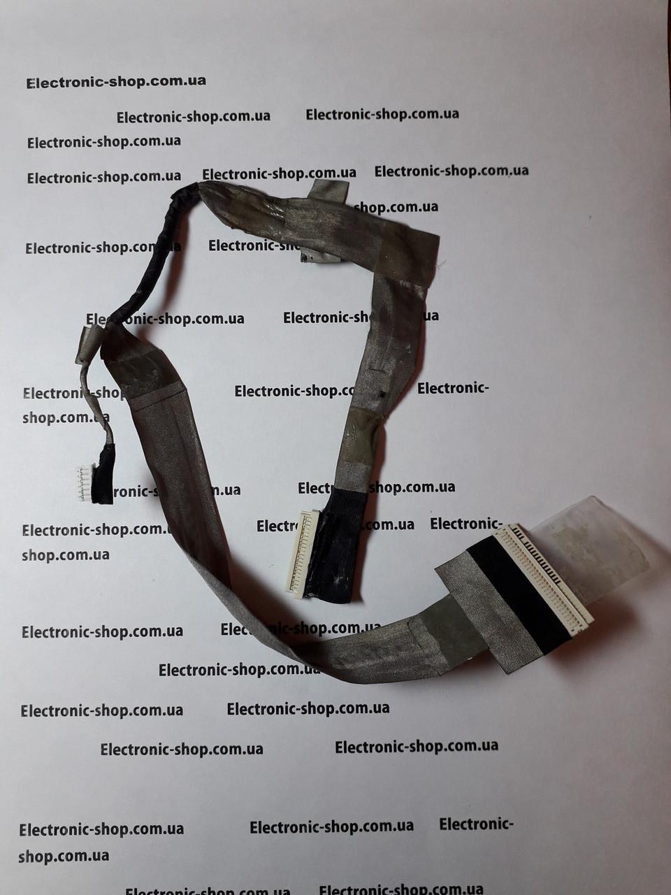 Шлейф LCD HP DV2500 оригінал б.у
