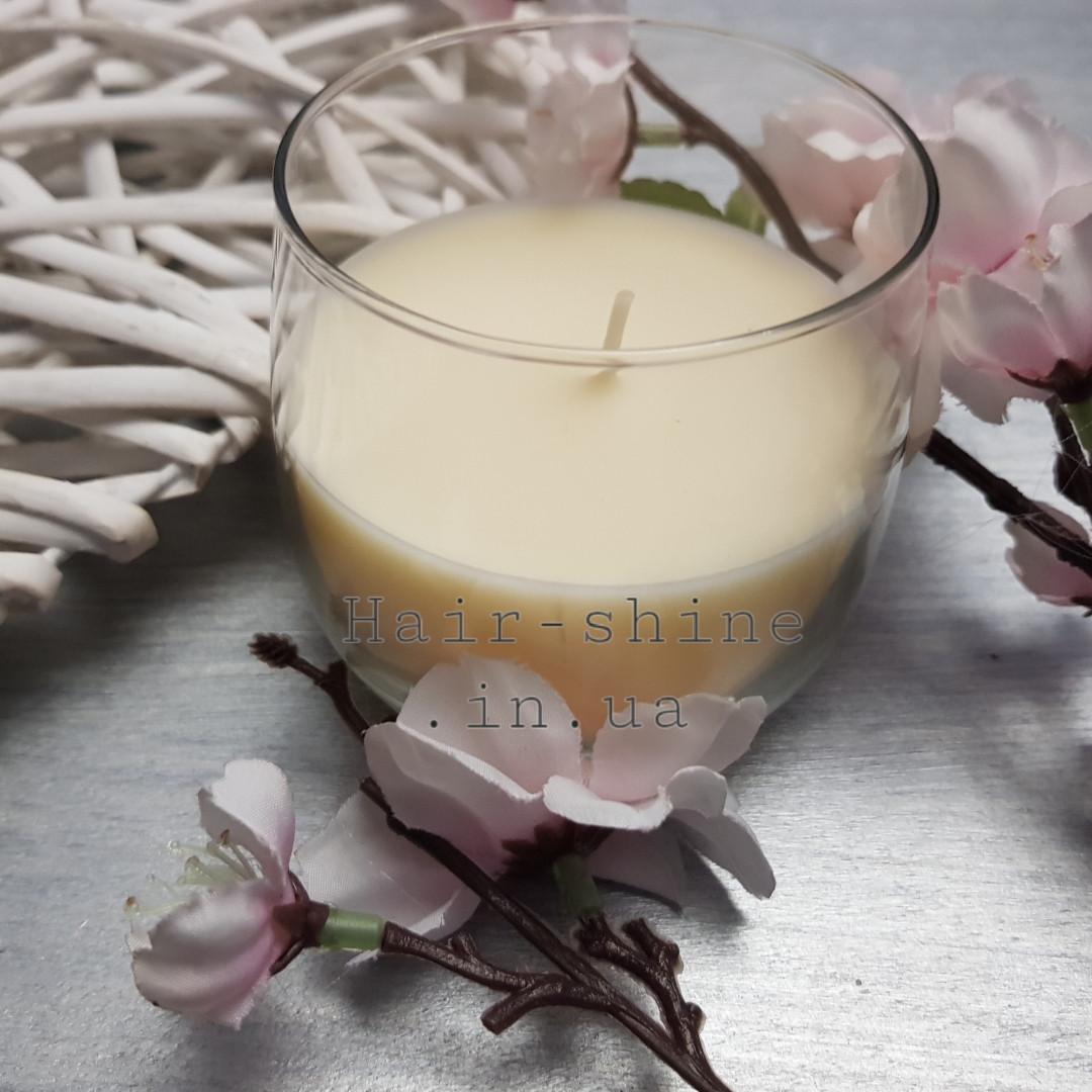 Свеча ароматизированая в стакане vanilla