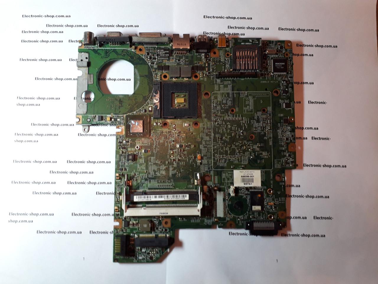 Плата  (нерабочая)    HP DVD 2500   оригинал б.у