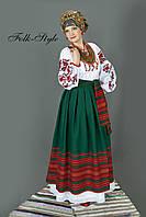 Український національний жіночий костюм №66(44-56р.)