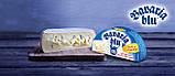 Мягкий сыр с голубой плесенью Bavaria Blu Torte (Бавария Блю) 50%, кг., фото 8