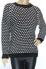 В'язаний жіночий светр з люрексом Papin, фото 2